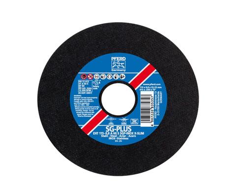Disco Corte Eh 230-2,5 A24 P Psf-Inox Pferd